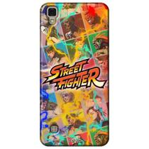 Capa Personalizada LG X Power K220 - Street Fighter - SF03