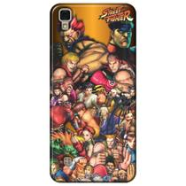 Capa Personalizada LG X Power K220 - Street Fighter - SF04