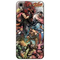 Capa Personalizada LG X Power K220 - Street Fighter - SF07