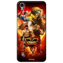Capa Personalizada LG X Power K220 - Street Fighter V - SF06
