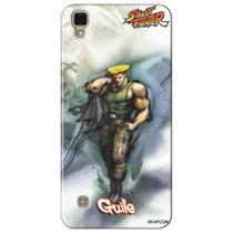 Capa Personalizada LG X Style K200 - Street Fighter Guile - SF11