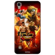 Capa Personalizada LG X Style K200 - Street Fighter V - SF06