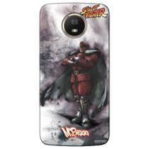 Capa Personalizada Motorola Moto G5S 2017 - Street Fighter Mr. Bison - SF13