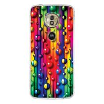 Capa Personalizada Motorola Moto G6 Play - Bolhas - TX18 - Drkappa