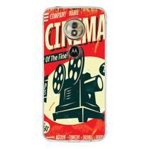 Capa Personalizada Motorola Moto G6 Play - Cinema - VT08 - Drkappa