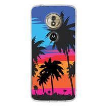 Capa Personalizada Motorola Moto G6 Play - Coqueiros - TX74 - Drkappa