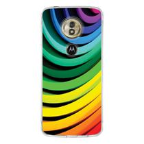Capa Personalizada Motorola Moto G6 Play - Cores - AT101 - Drkappa
