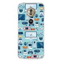 Capa Personalizada Motorola Moto G6 Play - Games - VT13 - Drkappa