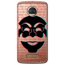 Capa Personalizada Motorola Moto Z2 Force - Mr. Robot - TV91