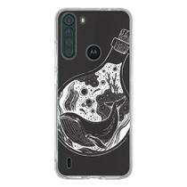 Capa Personalizada Motorola One Fusion XT2073 - Frasco - GF44 - Drkappa