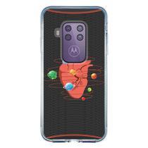 Capa Personalizada Motorola One Zoom - Artísticas - FN03 - Drkappa