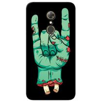 Capa Personalizada para Alcatel A7 - Rock n Roll - AT06