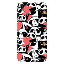 Capa Personalizada para Alcatel Idol 3 5.5 Love Panda - LV21 - Pineng