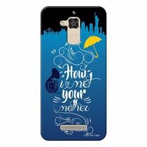 Capa Personalizada para Asus Zenfone 3 Max 5.2 ZC520TL How I Met Your Mother - TV71