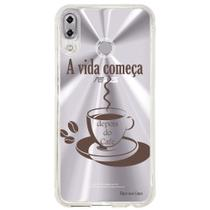Capa Personalizada para Asus Zenfone 5Z ZS620KL Frases - TP01