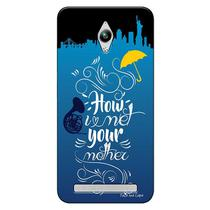 Capa Personalizada para Asus Zenfone GO 5.0 ZC500TG How I Met Your Mother - TV71