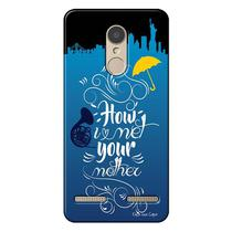 Capa Personalizada para Lenovo Vibe K6 How I Met Your Mother - TV71
