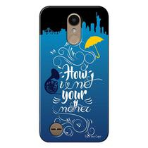 Capa Personalizada para LG K10 2017 How I Met Your Mother - TV71