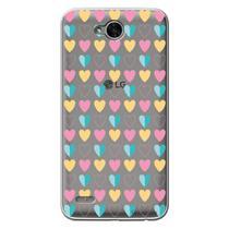 Capa Personalizada para LG K10 Power Dia dos Namorados - NR07 -