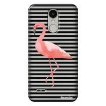 Capa Personalizada para LG K4 2017 X230 Flamingo - TP317 -