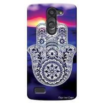 Capa Personalizada para LG L Prime D337 D335 Com Tv Digital - AT09