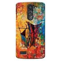 Capa Personalizada para LG L Prime D337 D335 Com Tv Digital - AT36