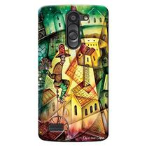 Capa Personalizada para LG L Prime D337 D335 Com Tv Digital - AT62