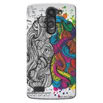 Capa Personalizada para LG L Prime D337 D335 Com Tv Digital - AT73
