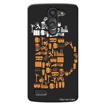 Capa Personalizada para LG L Prime D337 D335 Com Tv Digital - AT77