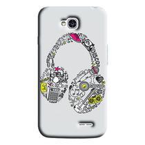 Capa Personalizada para LG L70 D325 - MU01 -