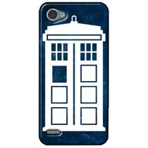 Capa Personalizada para LG Q6 M700TV - Doctor Who - TV07
