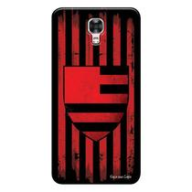 Capa Personalizada para LG X Screen Flamengo - FT05 -