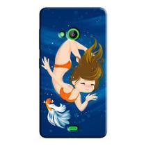 Capa Personalizada para Microsoft Lumia 535 - DE04 -