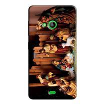 Capa Personalizada para Microsoft Lumia 535 - RE10 -