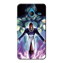 Capa Personalizada para Microsoft Lumia 640 XL The King of Fighters - GA06