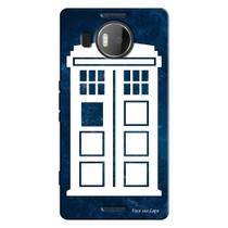 Capa Personalizada para Microsoft Lumia 950 XL Doctor Who - TV07