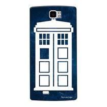 Capa Personalizada para Mirage 81S Doctor Who - TV07