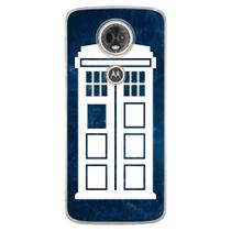Capa Personalizada para Motorola Moto E5 Plus - Doctor Who - TV07