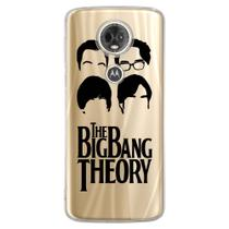 Capa Personalizada para Motorola Moto E5 Plus - The Big Bang Theory - TV95