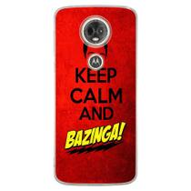 Capa Personalizada para Motorola Moto E5 Plus - The Big Bang Theory - TV96