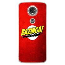 Capa Personalizada para Motorola Moto E5 Plus - The Big Bang Theory - TV97