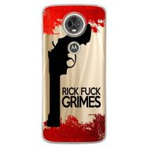 Capa Personalizada para Motorola Moto E5 Plus - The Walking Dead - TV101