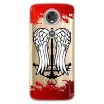 Capa Personalizada para Motorola Moto E5 Plus - The Walking Dead - TV98