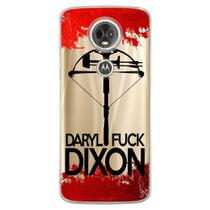 Capa Personalizada para Motorola Moto E5 Plus - The Walking Dead - TV99