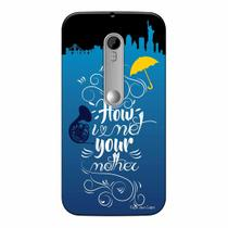Capa Personalizada para Motorola Moto G3 XT1543 How I Met Your Mother - TV71