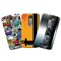 Capa Personalizada para Motorola Moto X Force XT1580 -