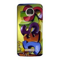 Capa Personalizada para Motorola Moto Z Play - DE24 -