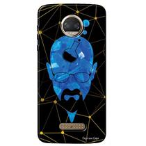 Capa Personalizada para Motorola Moto Z2 Force Breaking Bad - TV09