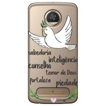 Capa Personalizada para Motorola Moto Z2 Play - 7 Dons do Espirito Santo - TP346 -