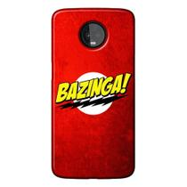 Capa Personalizada para Motorola Moto Z3 Play - The Big Bang Theory - TV97